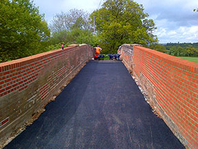 Road Works and Tarmac